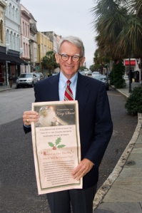 Mayor Joe Riley