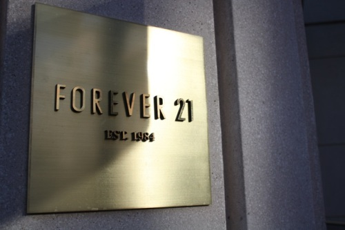 Forever 21 - Charleston - Alesya Bags