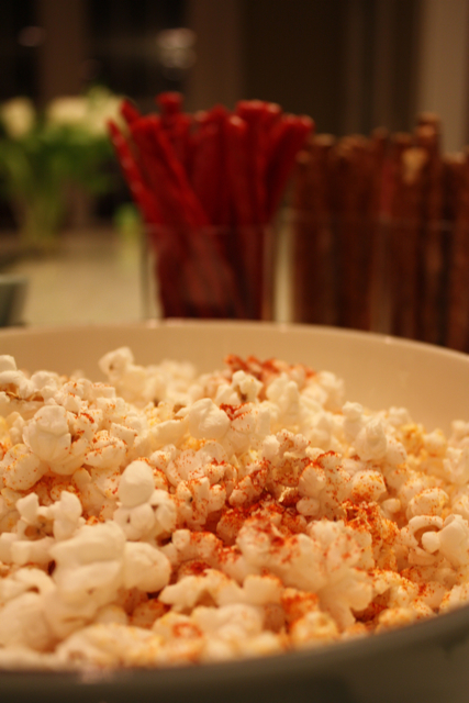 Popcorn - BBQ - Real Simple - Alesya Bags