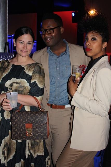 Stacey Smallwood, Mychael Knight & Brittany Bosco - Alesya Bags