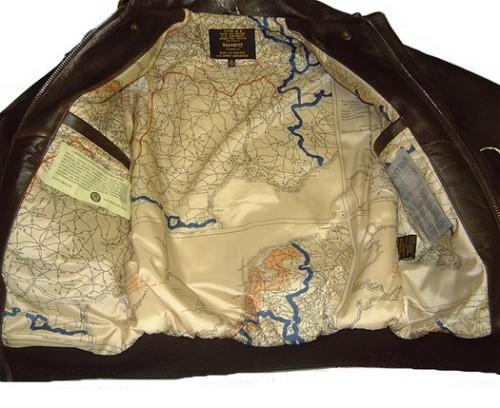 bomber jacket lining