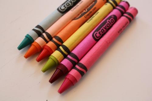 Crayola Crayons - Alesya Bags