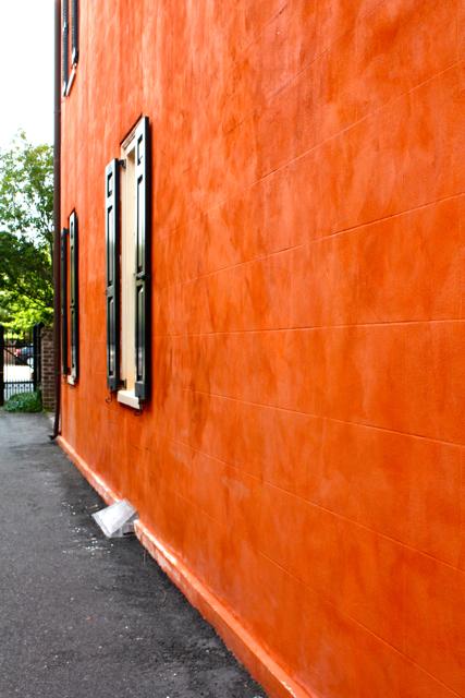 Orange Wall - Alesya Bags